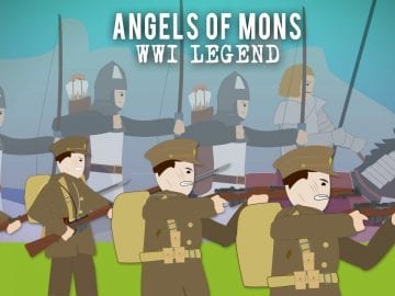 The Angels of Mons (WWI Legend)