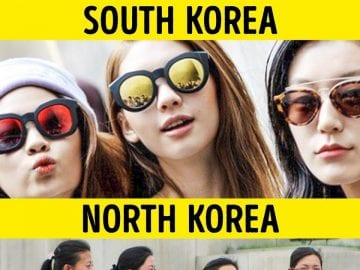 15Changes InNorth and South Korea AfterSeparation
