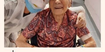 Today's #CoronaGoodNews: A 104-year-old woman in Italy has recovered completely ... 23