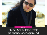 Taher Shah has been teasing his new track since the beginning of 2020 and we're ... 40