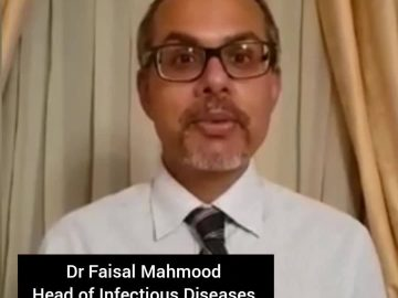 Dr Faisal Mahmood from AKUH answers your questions about Covid-19 3