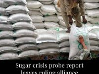 Two much-awaited reports on the recent sugar and wheat crises in the country wer... 38