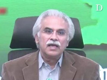 Special Assistant to Prime Minister on Health Dr Zafar Mirza asked the public no... 10