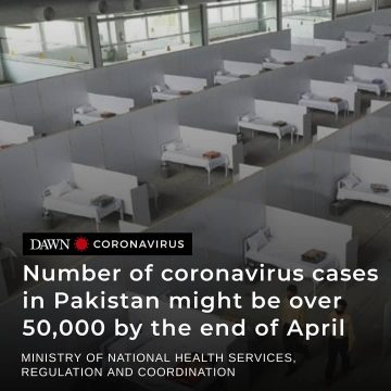 The Ministry of National Health Services, Regulation and Coordination has inform... 29