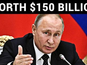 Top 10 RICHEST World Leaders