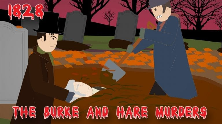 The Burke and Hare Murders