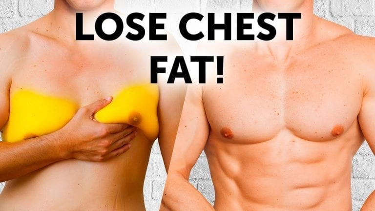 10+ Best Exercises to Get Rid of Chest Fat