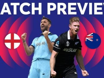 Match Preview - England vs New Zealand | ICC Cricket World Cup 2019