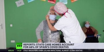 Spanish state care homes account for 68% of country's COVID-19 deaths – reports