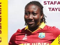 WINDIES Women's Captain Stafanie Taylor