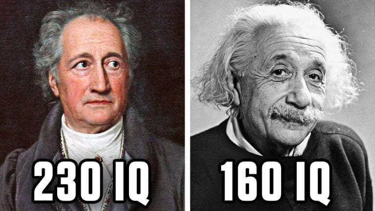 Top 5 Smartest People of All Time