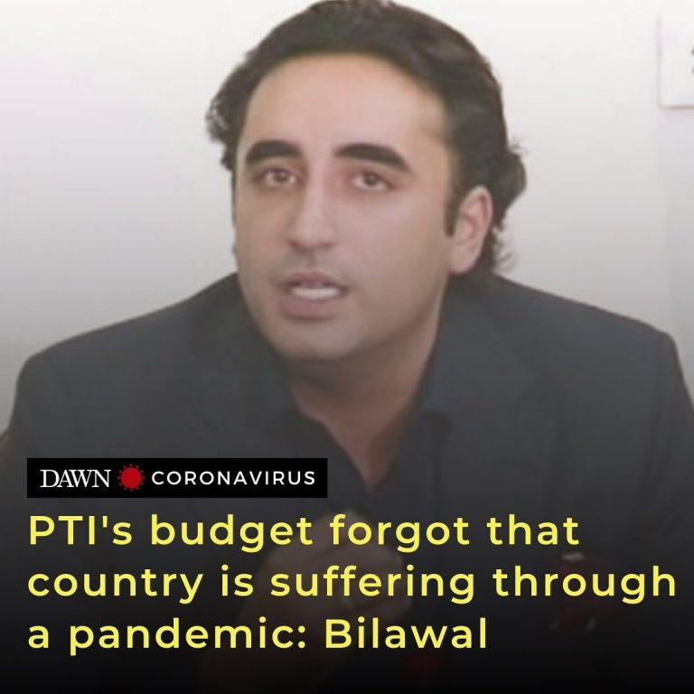 PPP Chairperson Bilawal Bhutto Zardari has criticised the PTI government for not... 3