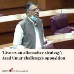 PML-N leader Khawaja Asif criticised the federal government for its Covid-19 res... 6