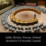 The UN General Assembly elected on Wednesday four new members of the Security Co... 6