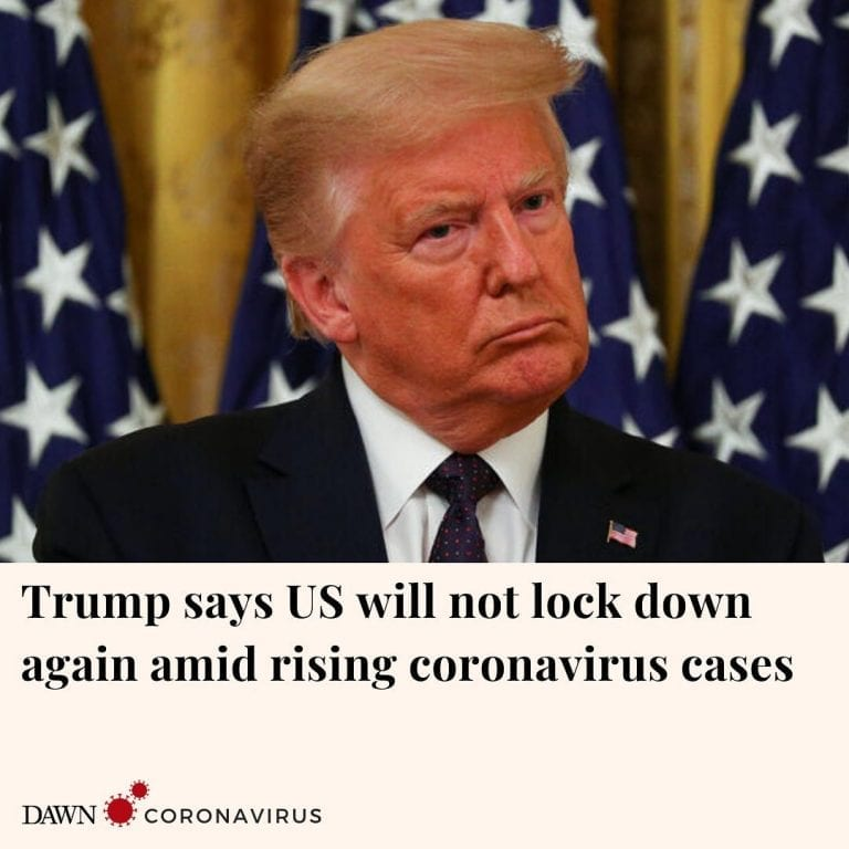 United States President Donald Trump has said that the country would not close b... 3