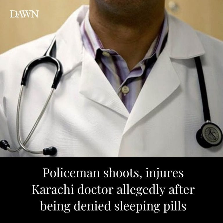 A policeman shot and injured a doctor at the National Institute of Cardiovascula... 3