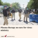 While illegal sale and purchase of convalescent plasma (CP) is going on across t... 5