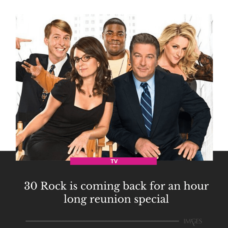 """""""We're all happy to have this excuse to (remotely) work together again for NBC,""""... 3"""