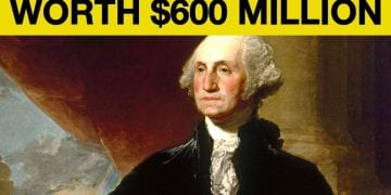 Top 10 RICHEST U.S Presidents In History