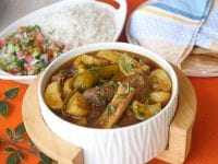 Tinday Gosht Recipe By Food Fusion