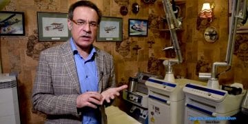 Prof. Dr. Ikram Ullah Khan | Briefing on DEKA Excimer 308-NM Laser Machine