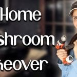 My Washroom Makeover / Powder Room Tour / Home Decor Ideas  - Ghazal Siddique