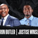 Racial Oppression, Systemic Racism & Police Brutality With Caron Butler & Justise Winslow