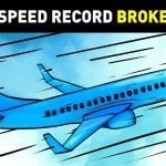 World Speed Record for Passenger Plane Set in 2020