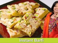 Instant No-Fail Barfi Fast Simple & Easy Homemade Mithai Recipe in Urdu Hindi - RKK
