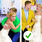 CLEVER WEDDING HACKS || HOW TO AVOID EMBARRASSING SITUATIONS