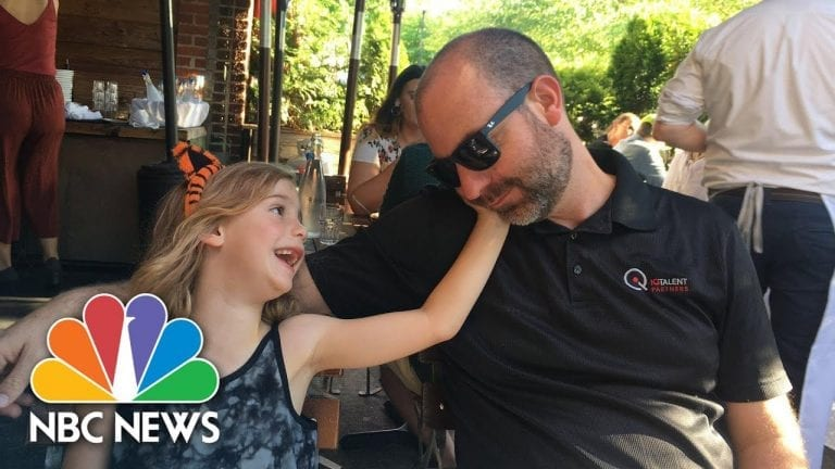 3 Stay-At-Home Dads Explain Life During COVID-19 As Husbands To Doctors | NBC News