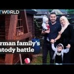 German couple faces custody battle after child fractures arm