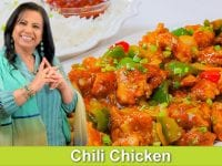 Chili Chicken Zabardast Chinese Dish Recipe in Urdu Hindi - RKK