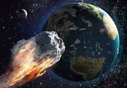 FOUR Asteroids are heading past Earth today at up to 50,000 miles per hour. today World is celebrating  Asteroids day as well. 22