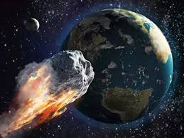 FOUR Asteroids are heading past Earth today at up to 50,000 miles per hour. today World is celebrating  Asteroids day as well. 1