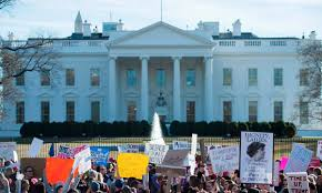 Ongoing Protests In USA 7