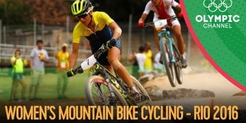 Cycling Mountain Bike: Women's | Rio 2016 Replays