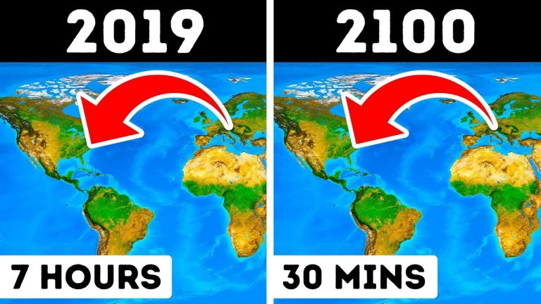 No One Will Recognize the World by 2100