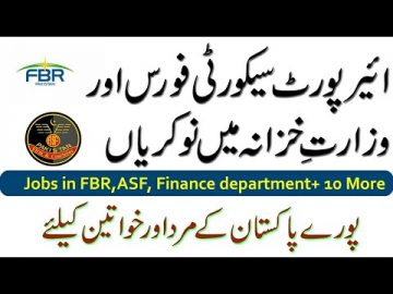 Latest Jobs by federal Govt