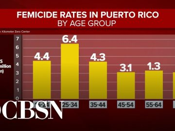 Domestic violence cases rise in Puerto Rico as island struggles