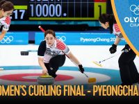 KOR v SWE (Gold Medal Game) - Women's Curling | PyeongChang 2018 Replays
