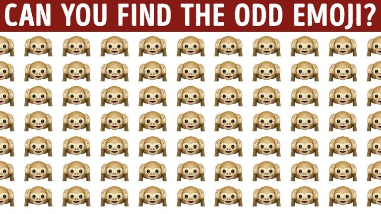 If You Can Pass This Test, You Have Unique Eyesight. Can You?