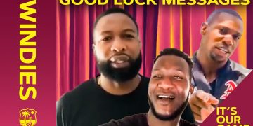 Yohan Blake, Ambrose, Walsh, Dre Russ and more send their Good Luck Messages! | Windies