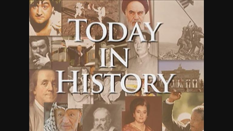 Today in History for July 6th