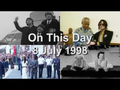 On This Day: 8 July 1998