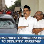 India-sponsored terrorism poses threats to security: Pakistan | News Bulletin | Indus News