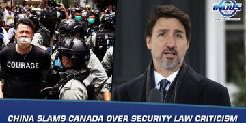 China slams Canada over security law criticism   News Bulletin   Indus News