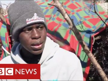 The Darfur migrants still seeking safety and economic security in UK - BBC News