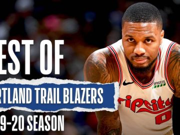 Best Of Portland Trail Blazers | 2019-20 NBA Season