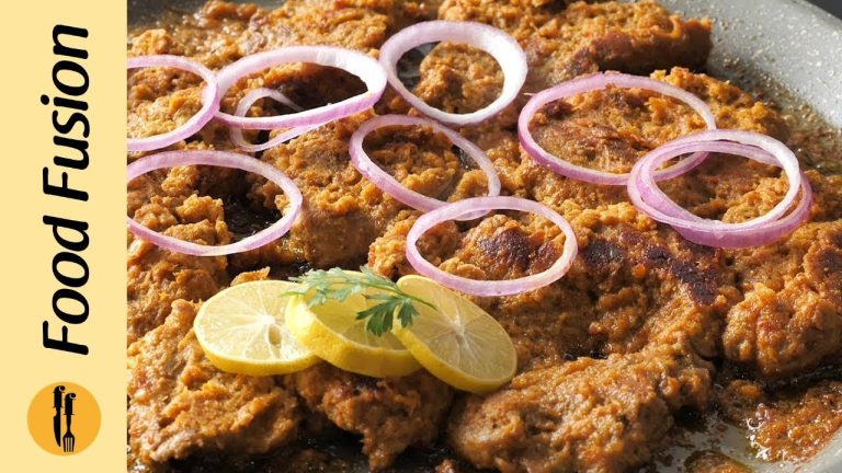 Tawa Pasanday Recipe By Food Fusion (Bakra Eid Special)